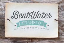 Blogging-Logos & Fonts / by Sarah Peterson
