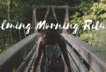 On the Blog Calming Morning Rituals That Will Help You Start Your Day Relaxed