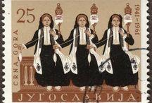 Yugoslavia-My Ancestry / by Valezka Saravanja Pennington