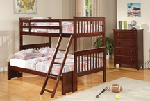 Kids bunkbeds / by Aaliyah
