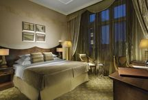 """Rooms & Suites / Choose one of our #elegant #rooms or suites at our #ArtDeco #Imperial #Hotel in #Prague and enjoy unique Art Deco styled accommodation in a #historic building that reflects """"genia loci"""" of Prague's Old Town."""