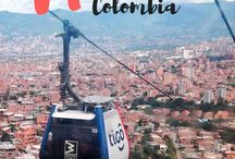 Travel Colombia / #travel #inspiration all over #Columbia #citytrips #roadtrips #sightseeing and more