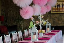 ideas for parties / Decorating themes