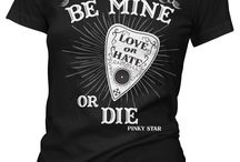 Women's T-Shirts and Tanks / Goth Nugoth Psychobilly Horror T-Shirts and Tanks