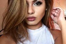 makeup / different makeup looks