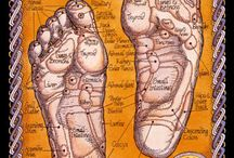 take a look at your feet / reflexology