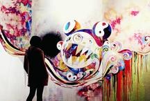 Art: murals / by Abbey Trescott