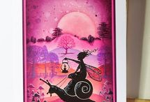 Inspiration from the Lavinia Stamps Design Team / A collection of Images produced by the talented Lavinia Stamps Design Team