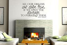 Frases! / Frases muy entretes para las paredes, tarjetas o cuadros :)
