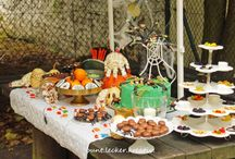 Happy Halloween / Schaurig schöne Ideen und Produkte für eine erschreckend kreative Gruselparty für Groß & Klein und ein besonderes Trick or Treat!