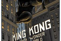 King Kong / by salem younci