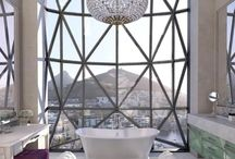 Most Beautiful Hotel Bathrooms Of The World / Luxury Bathrooms in the best hotels around the world. Focus on the bathroom interior design, to be the most resourceful bathroom inspiration.
