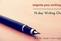 Our Writing Workshops / See our current writing workshops which take place both in Los Angeles and online.  Check out our 15-Day Writing Challenge  email course to get back into a daily writing habit. / by Los Angeles Writers Group™