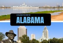 Travel | Alabama