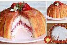 Ne pečeného dorty