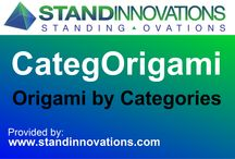 CategOrigami / Origami in Categories / by Stand Innovations