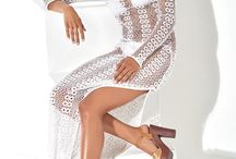 Spring/Summer 2015: White Out