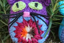 Crochet & Knitted - Soft Toys & Dolls Clothing