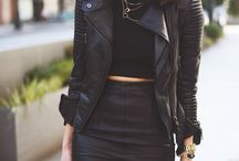 black in style
