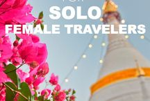 Solo Famale Travelers