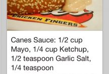 Sauces/Dips / by Regan Jackson