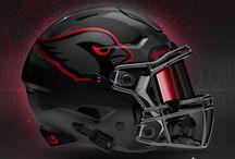 Nfl Football Helmets Awesome