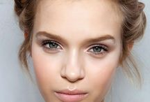 make up & hair / by Miriah Borden