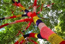 Yarn Bombing!! / by Havard & Havard