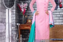 Long Length Salwar Suit / Get Long Lenght Salwar Suits with wide variety of designs and colors. / by Simmaya