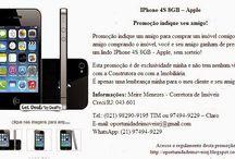 Promoção indique um amigo para comprar um imóvel comigo, seu amigo comprando o imóvel, você e seu amigo ganham um IPhone 4S 8GB sem sorteio!