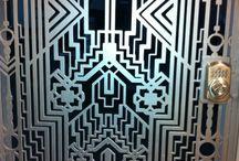 Art Deco, pulp noir etc... / All things Art Deco & classic
