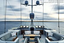 Yacht Design // Sundeck