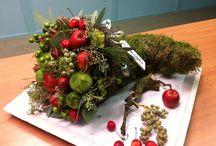 Moss decorations / sammal
