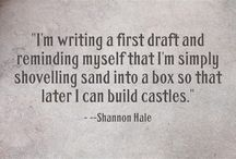 #LifeOfAnAuthor / Quotes about writing that I totally relate to and keep me inspired day to day.
