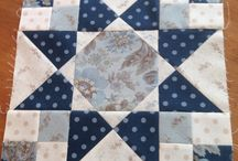 Quilt Blocks---- Mystery Block of The Month