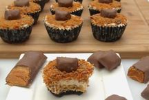 Butterfinger recipes / Yummy treats made using Butterfingers.