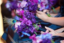 WeddingBouquetBridesmaids / It must also be beautiful. / by Carla Fluorescent