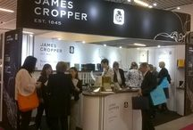 Our Trade Shows / Find James Cropper at trade shows across the globe. James Cropper attends Paperworld, Luxepack Shanghai and Monaco, Packaging Innovations and many more.