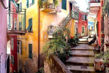 Italy's Most Beautiful Villages / Pin your favourite village from Italy.