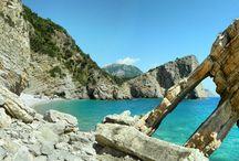 "Canj -Montenegro - Fish picnic next to Canj  "" Little Zakynthos """