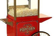 Pass the Popcorn / Home Theatre