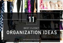 MOVING Wardrobe ideas - Gardrób szoba ötletek