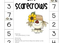 Getting Schooled-Scarecrows