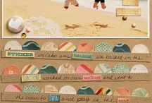 Scrap booking  / by Anna Peterson