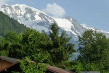 Mountains / Mountain views