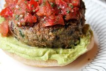 """Good"" Burgers / What's that? A burger that's good for you? Think veggie burgers!"