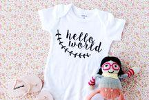 De baby vestir