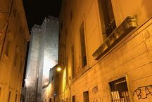 Cagliari by night