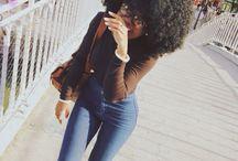 Curly / Natural Hair