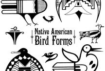 American native symbols